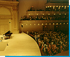 CARNEGIE HALL – New York, New York, USA